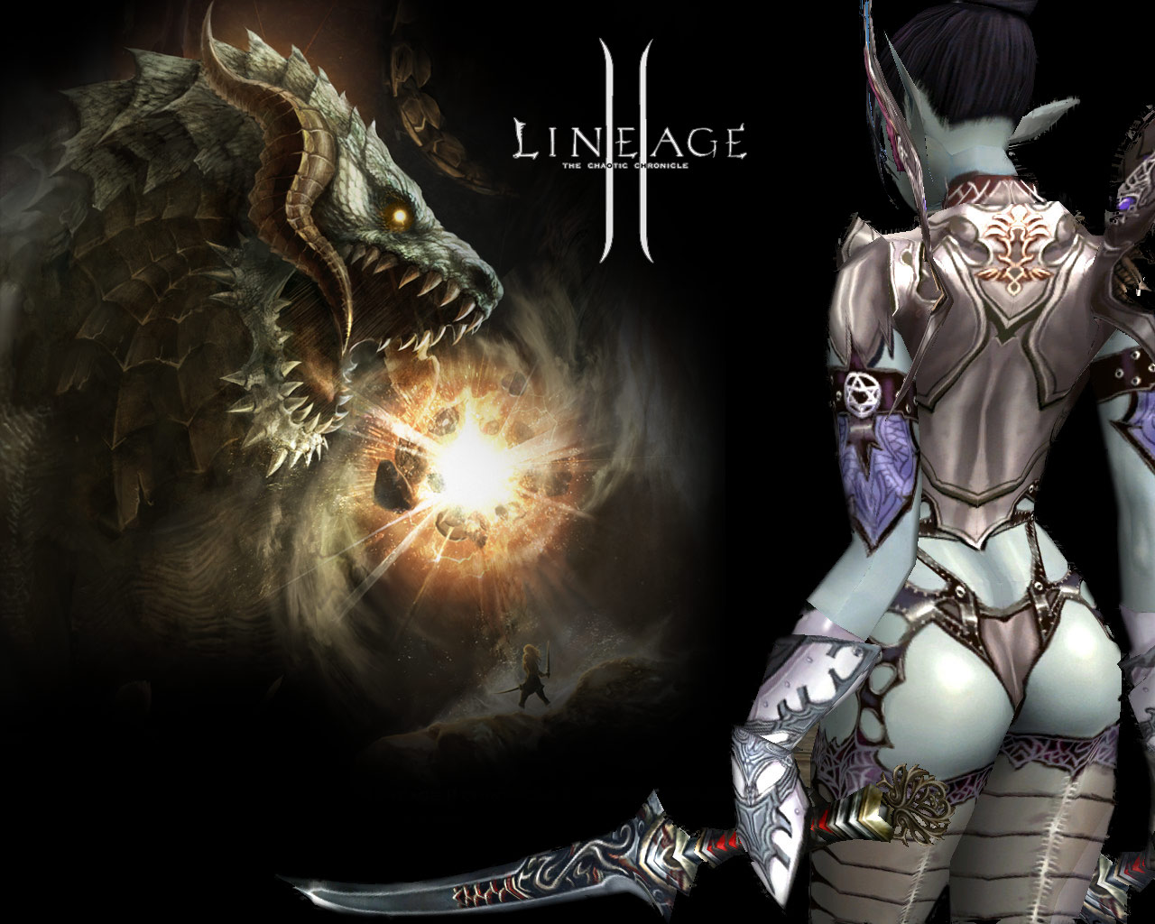 Lineage 2 секси